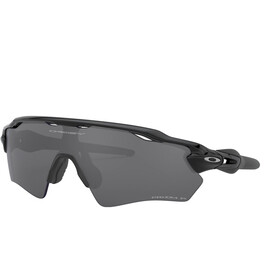 Oakley Radar EV XS Path Zonnebril Jongeren, polished black/prizm black polarized